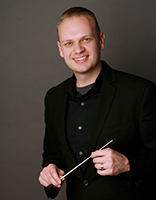 Dr. Kyle Zeuch, music director